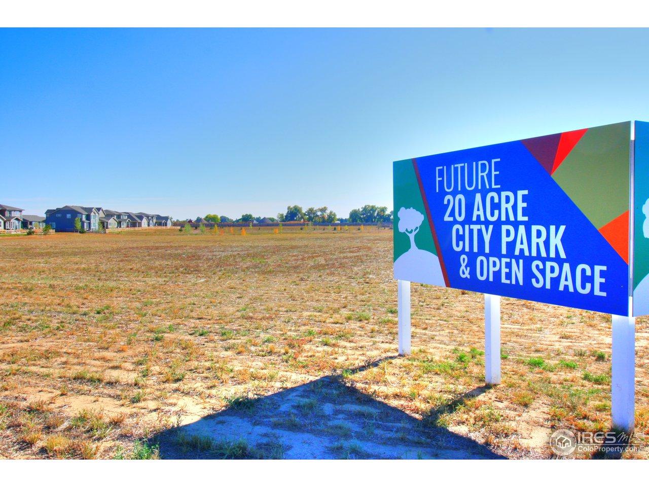 Planned future park