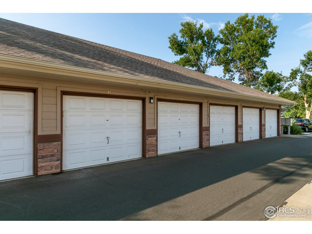 2 Detached Garages Included!