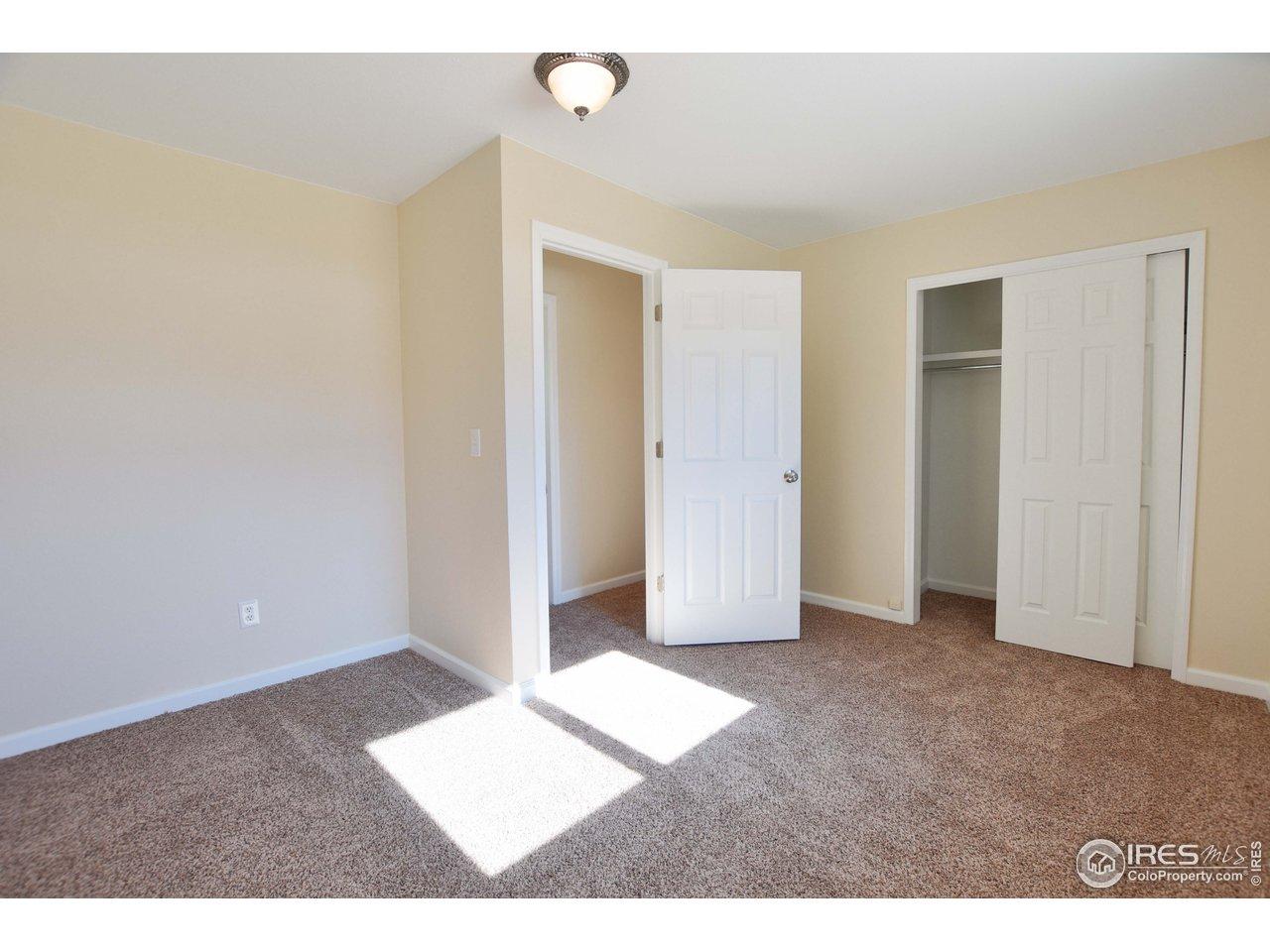 3/4 lower level bathroom