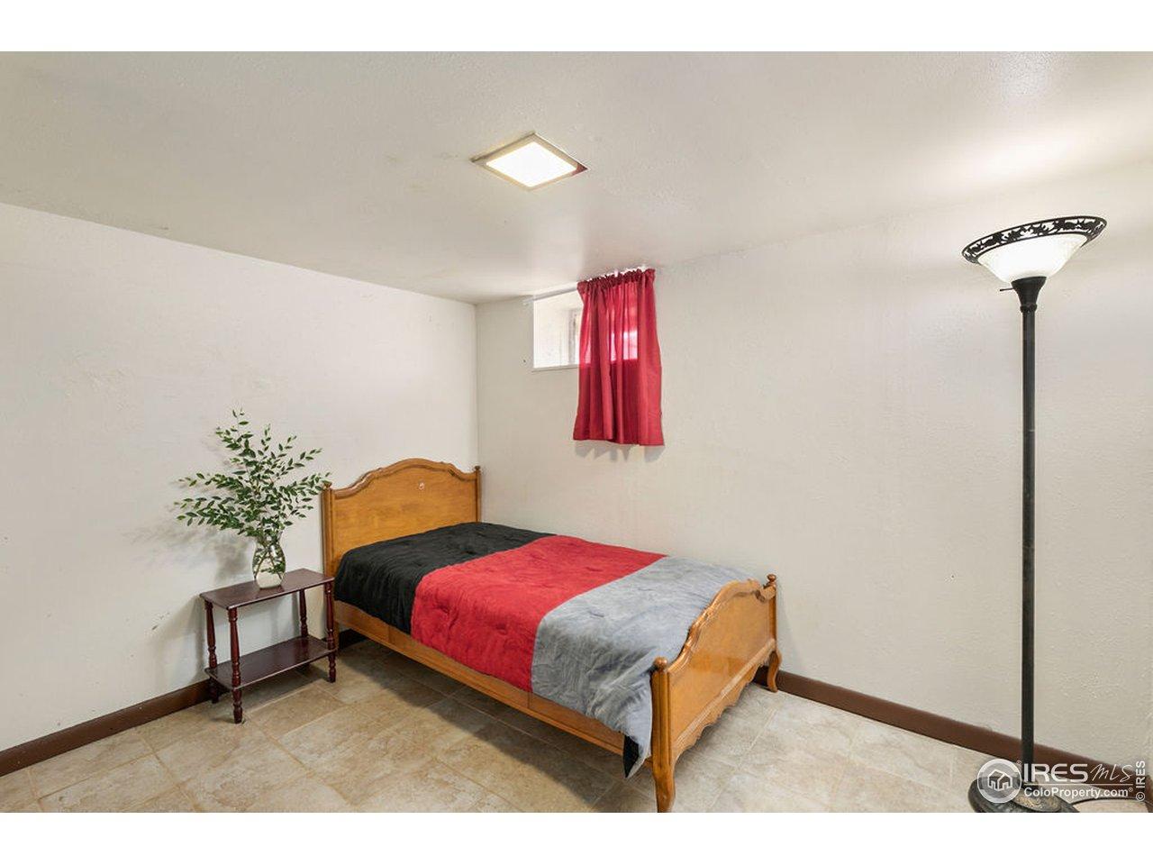 Basement bedroom 2