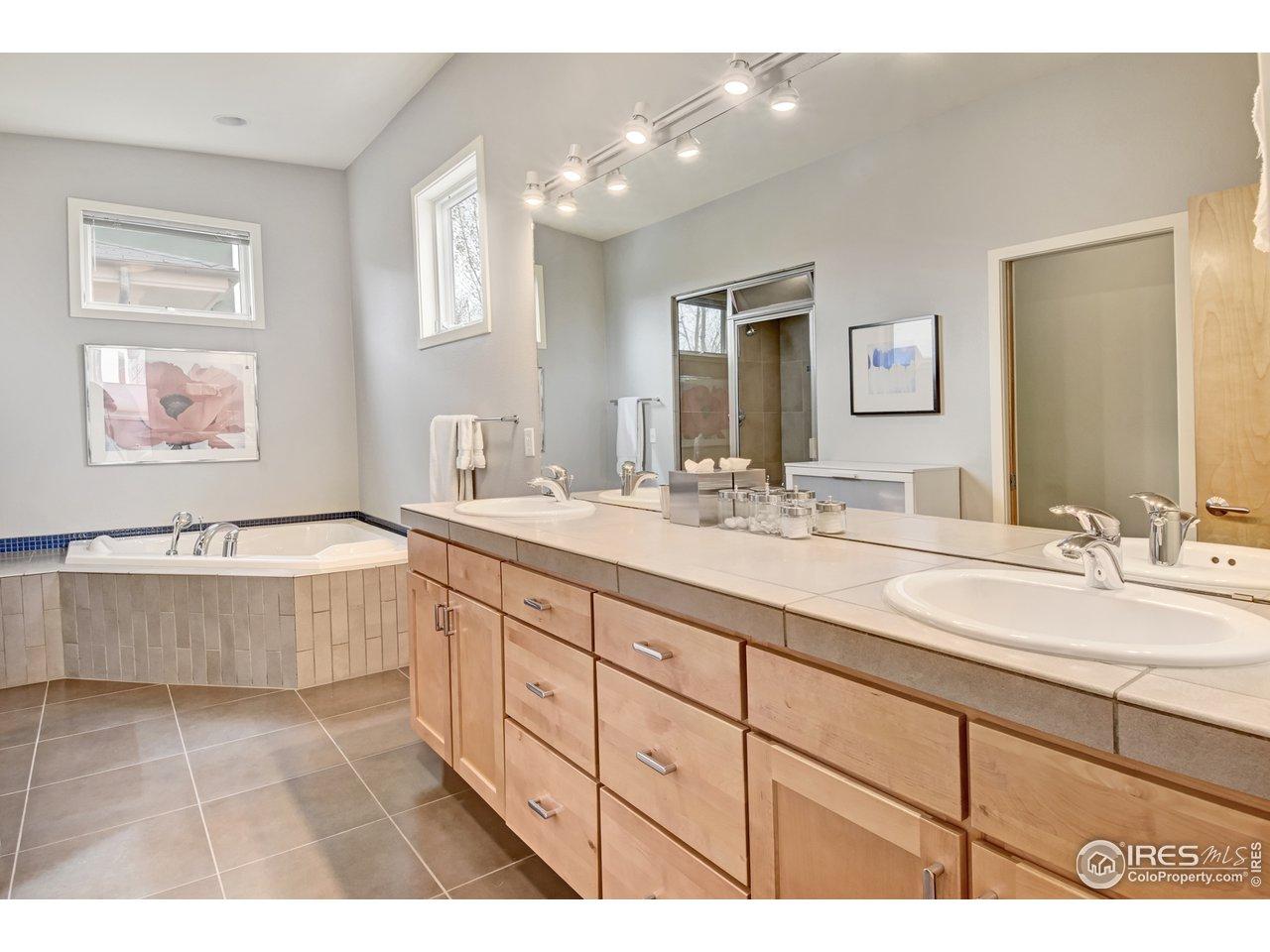 Luxury Master Bath