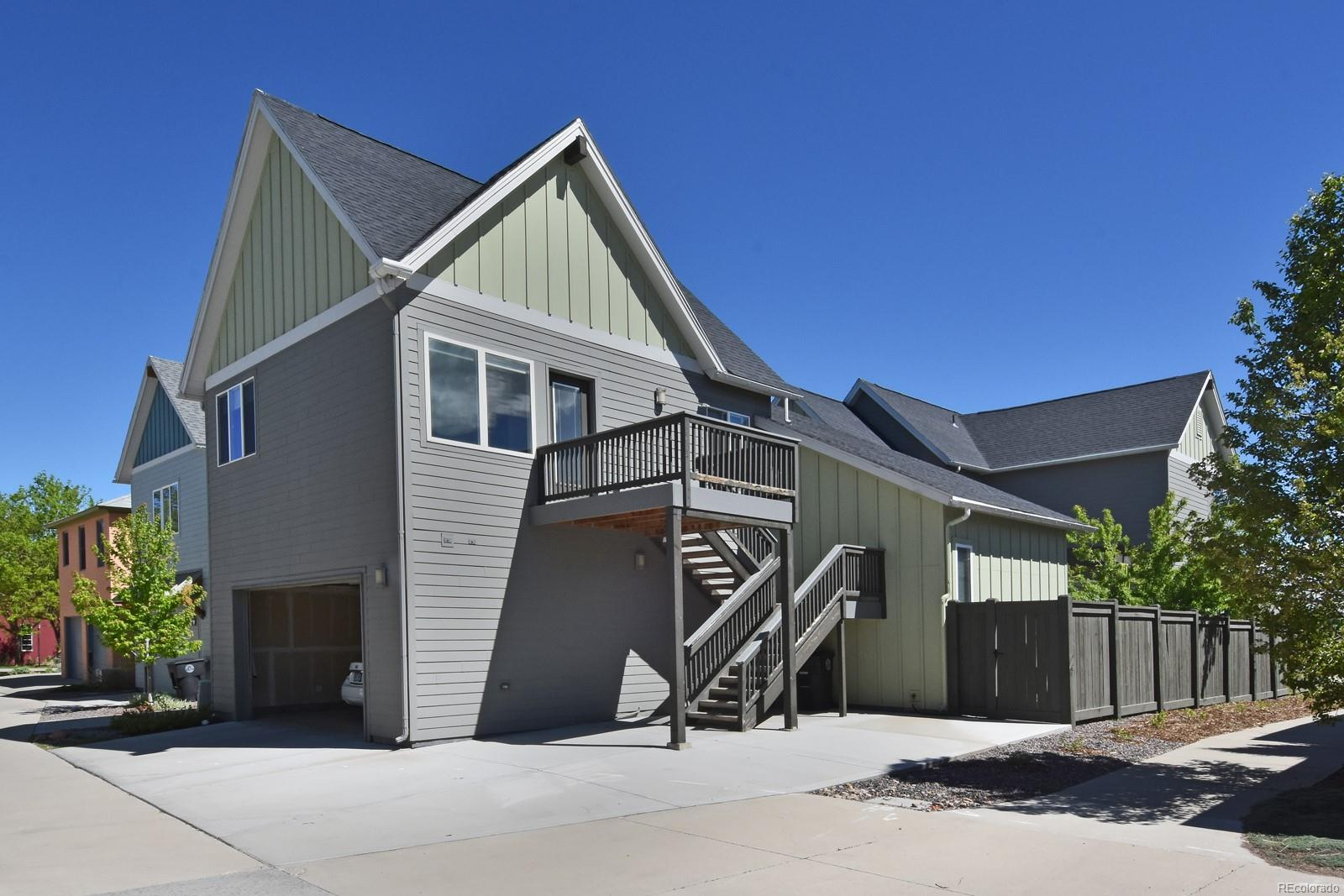 Carriage House provides great rental income