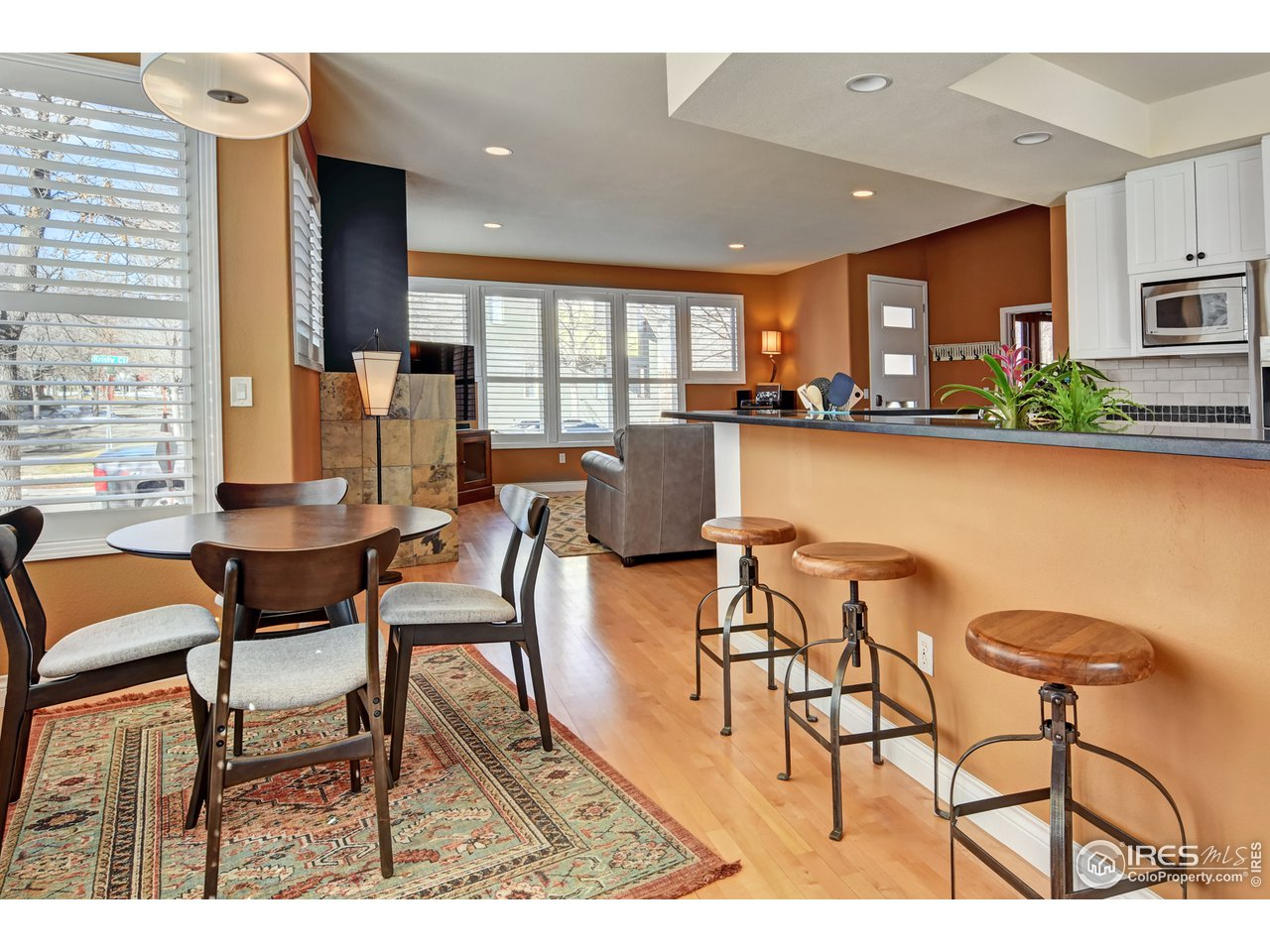 You'll love the flow of this home, room for all