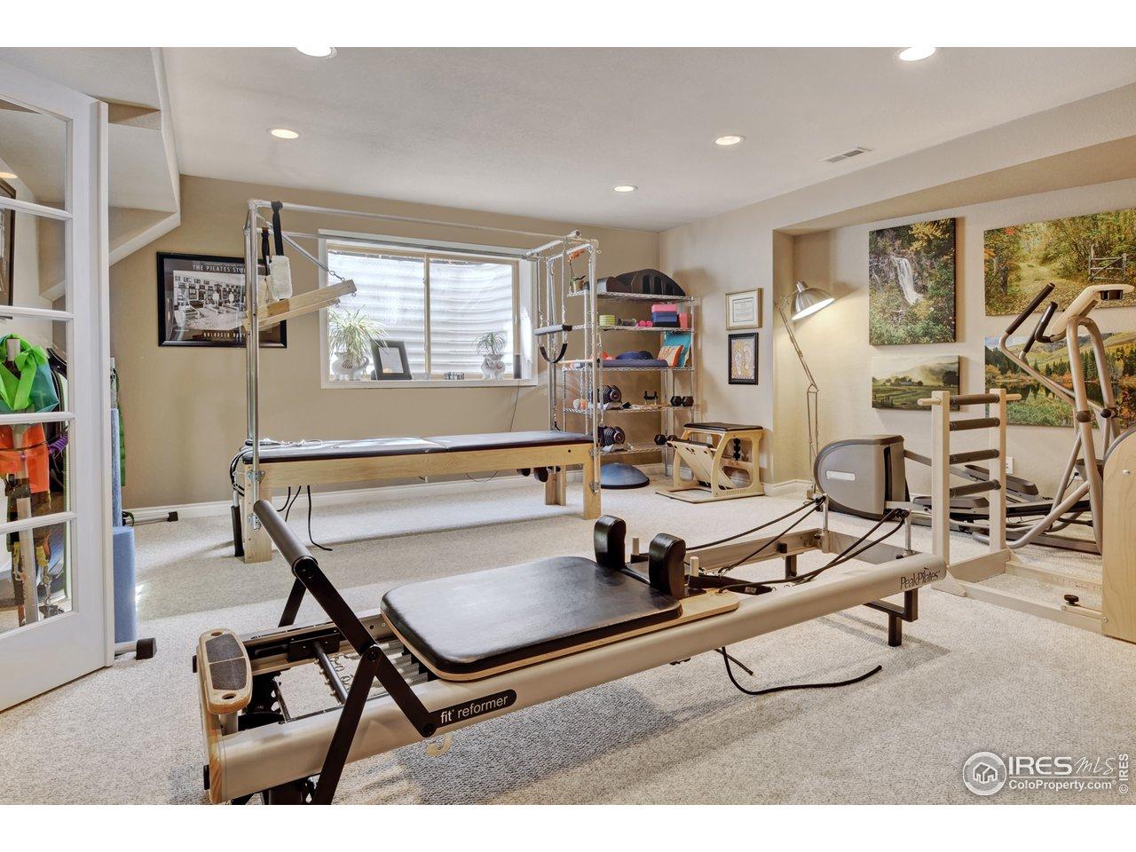 Home Gym, Media Room, Kids' Playroom, you choose