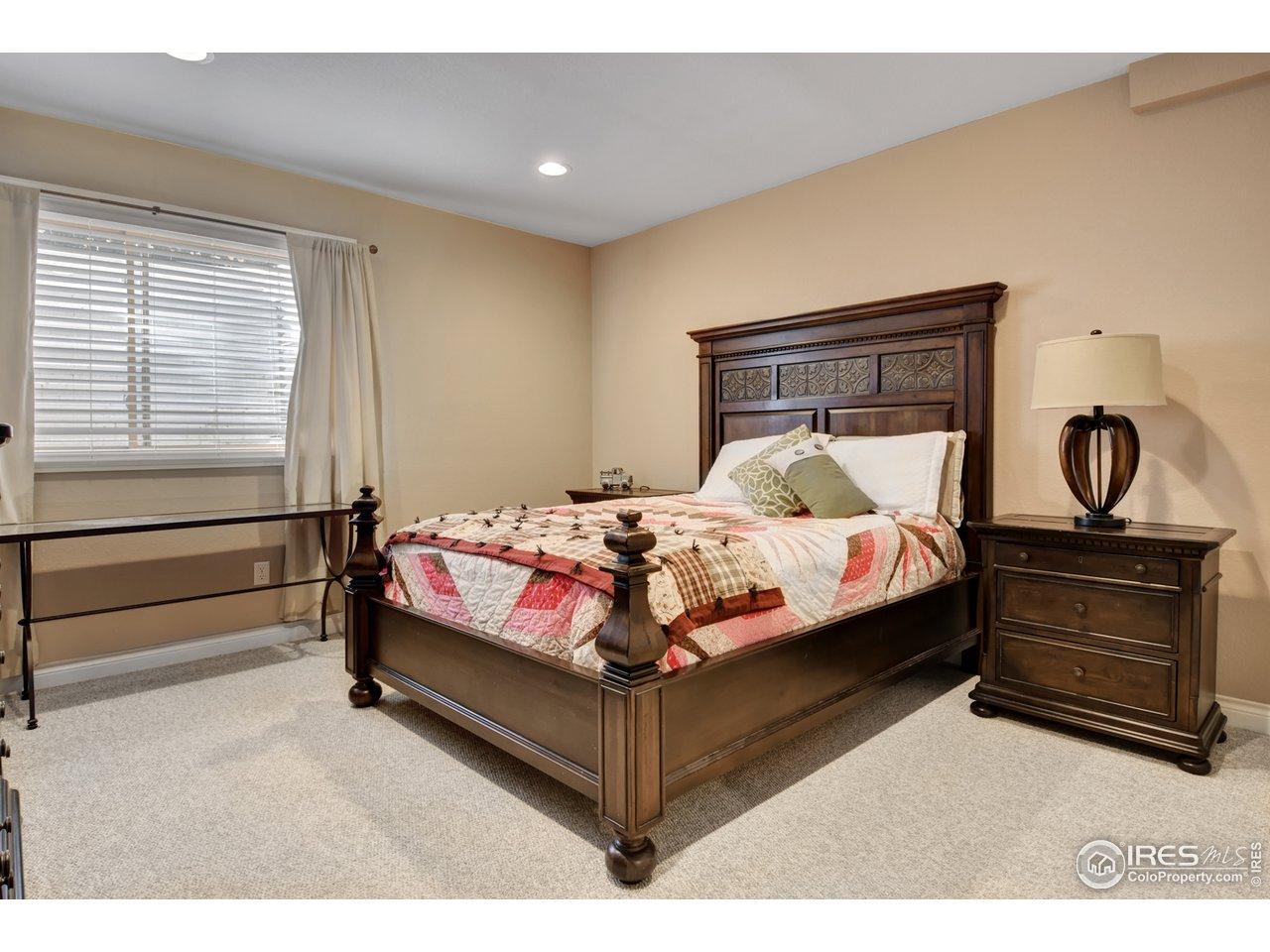 Bedroom #5, Lower Level