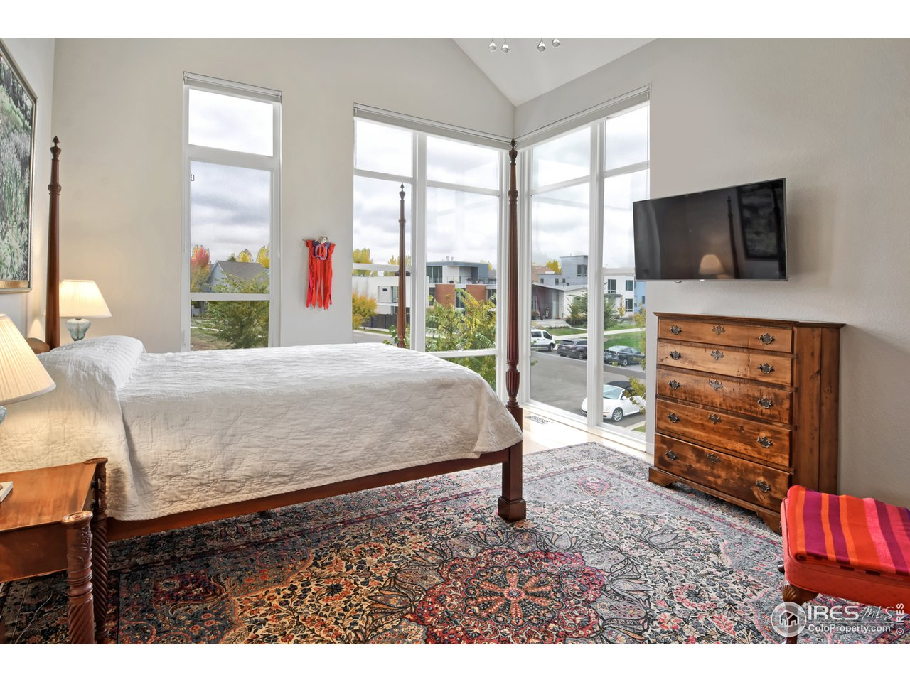 Master Suite with Views for Miles