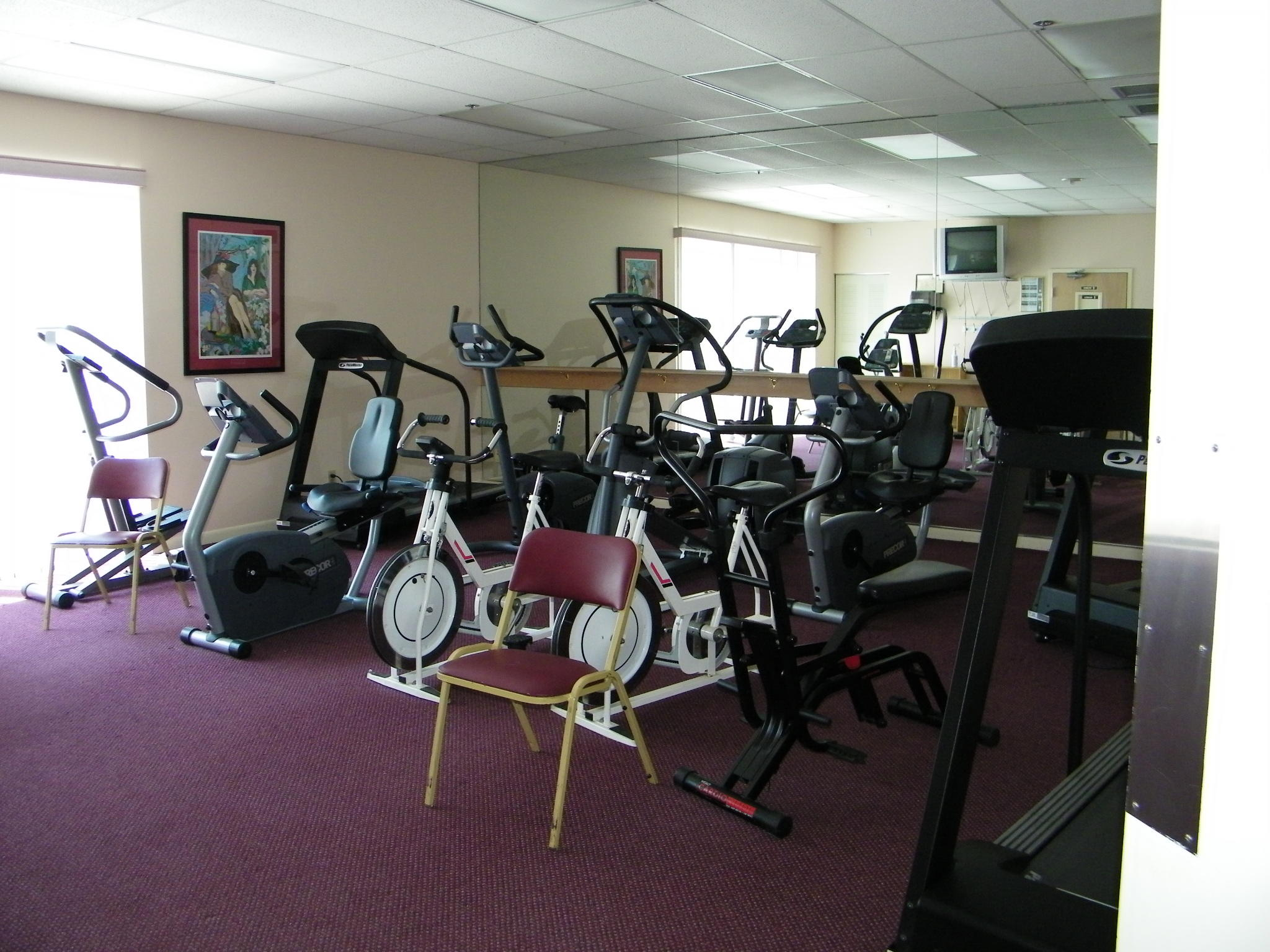 Palm Chase gym 2