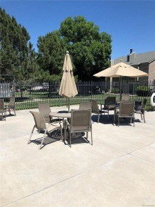 Clubhouse Patio Area