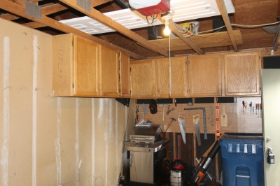 Storage Cabinets Included
