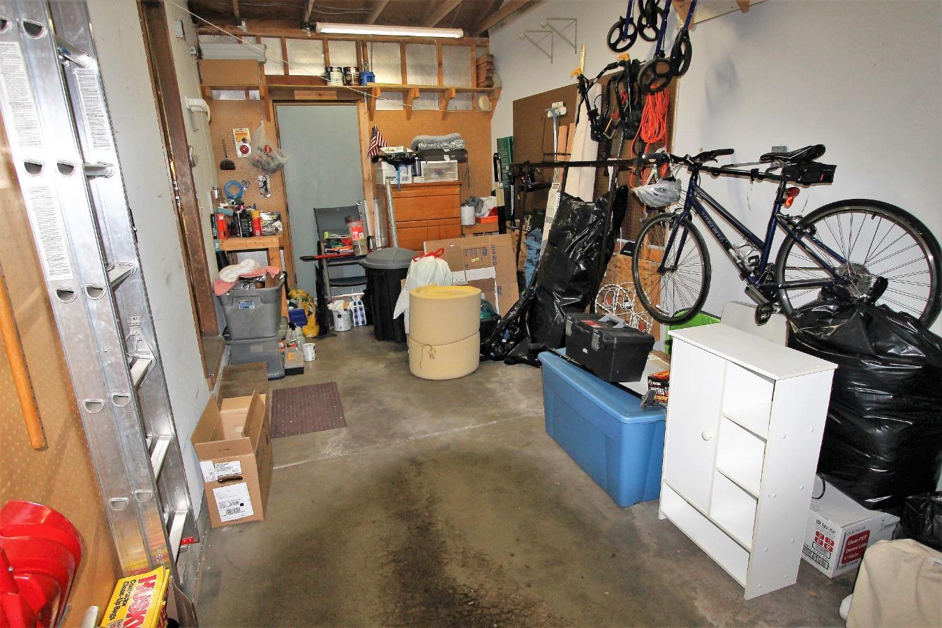 One car attached Garage