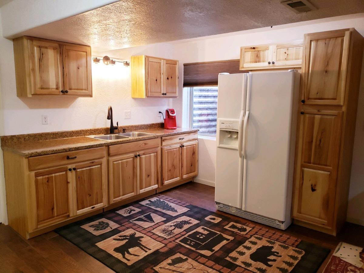 Full Kitchen in the Basement