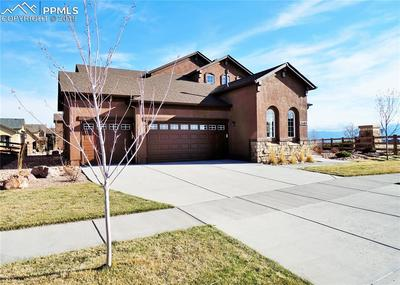 Beautifully upgraded stucco 2-story home with Huge mountain views.