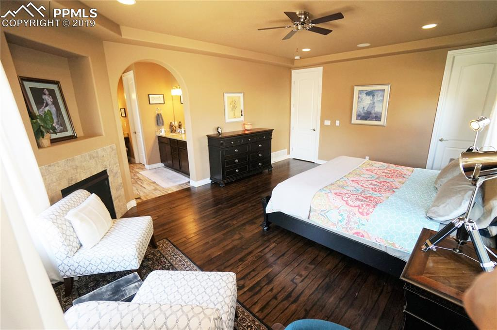 Better than a model home upgrades include surround sound speakers and upgraded canned lighting throughout.