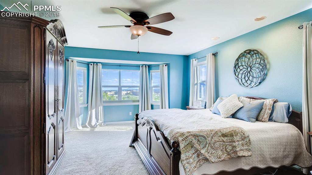 Master Bedroom - Upper