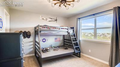 2nd Bedroom - Upper