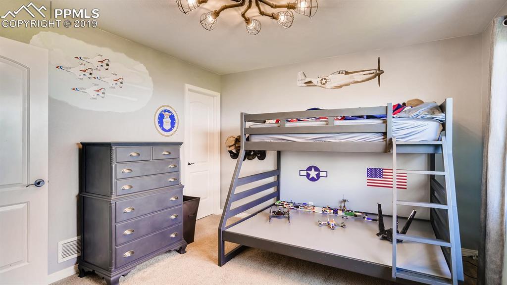 2nd Bedroom - Upper 2