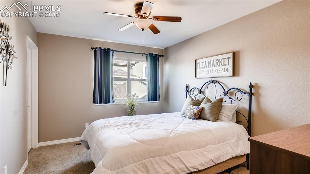 3rd Bedroom - Upper