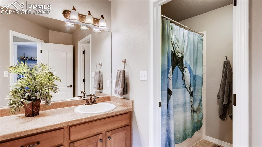 3rd Bathroom - Upper