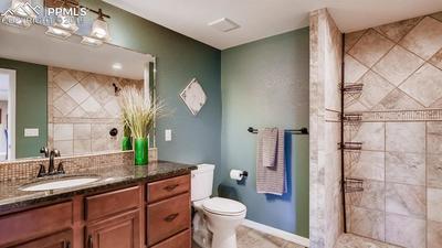 4th Bathroom - Basement