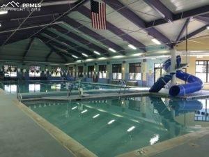 Woodmen Hills indoor pool