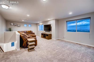 Great Room with gorgeous mountain range views