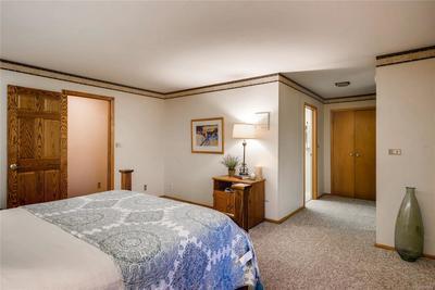Master Bedroom and Bathroom.