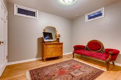 Basement Bedroom 5 (non-conforming).