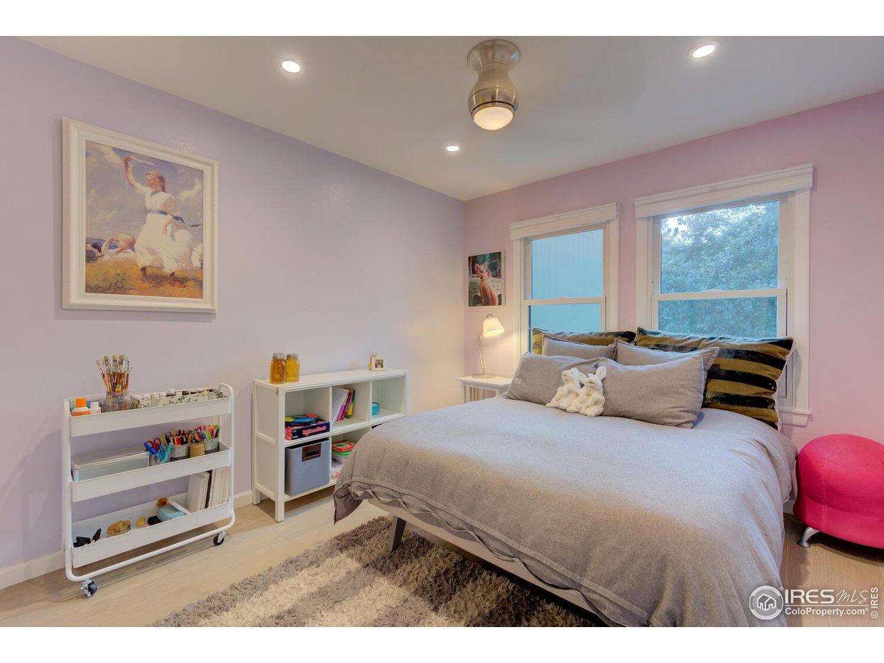 Upper Level 2nd Bedroom