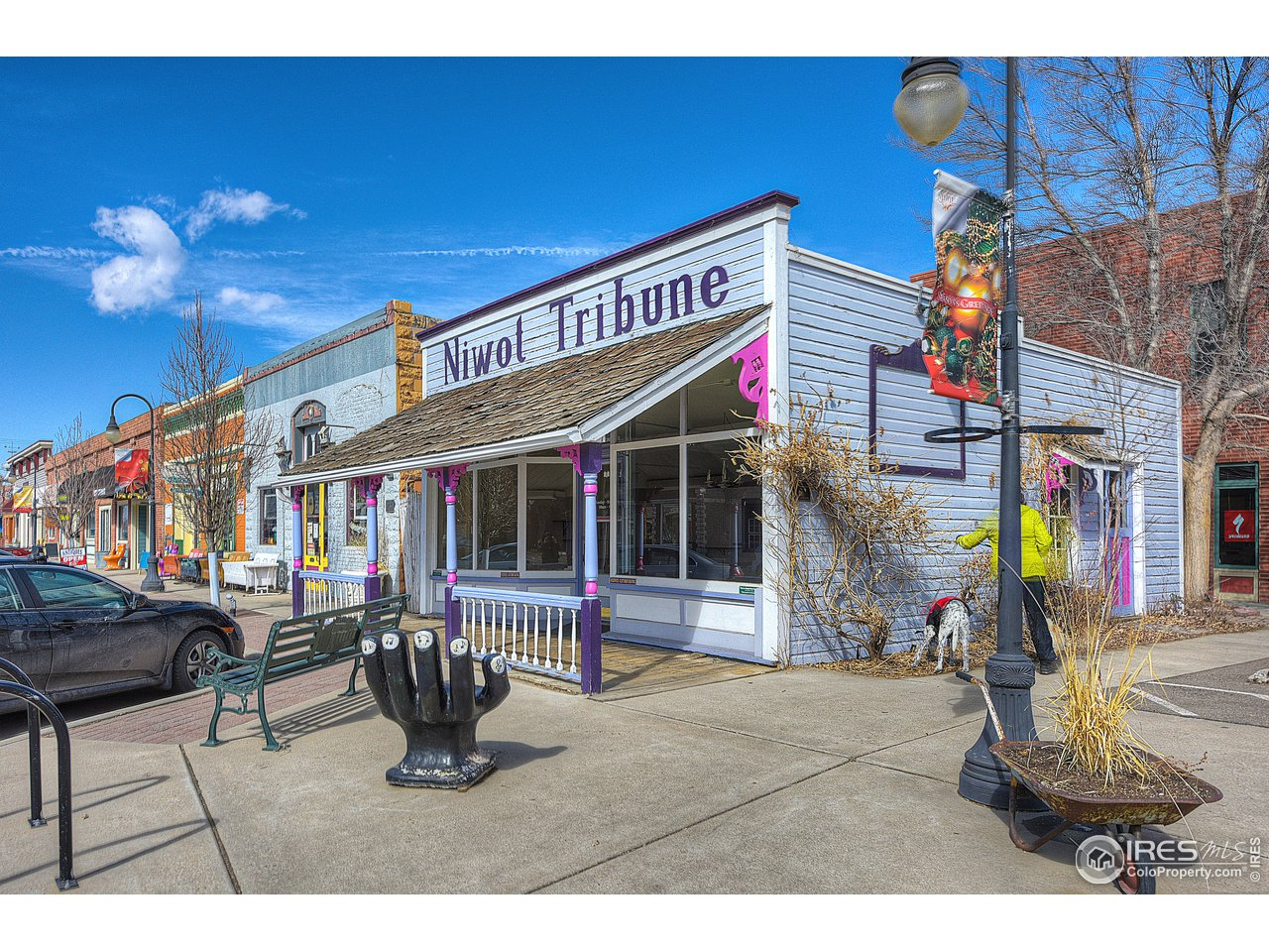Downtown Historic Niwot!