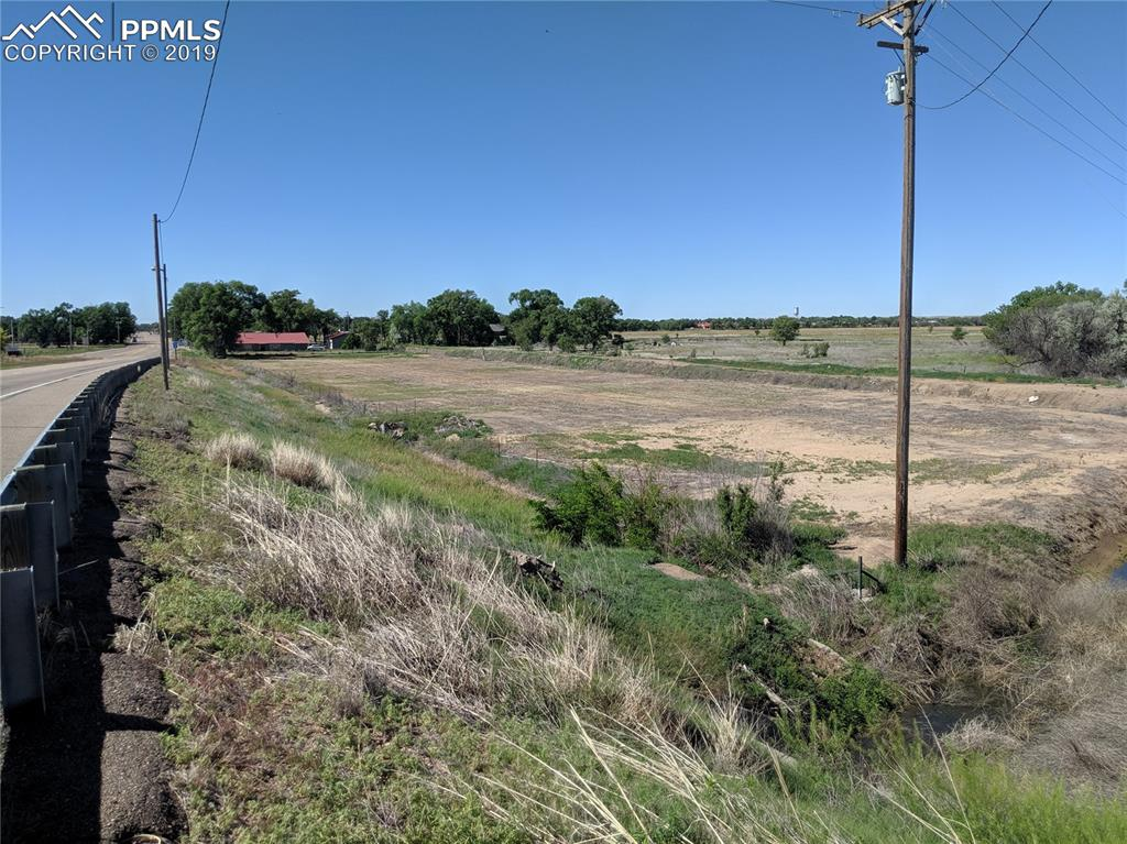 Overall lot view from Hwy %0 looking Southwest