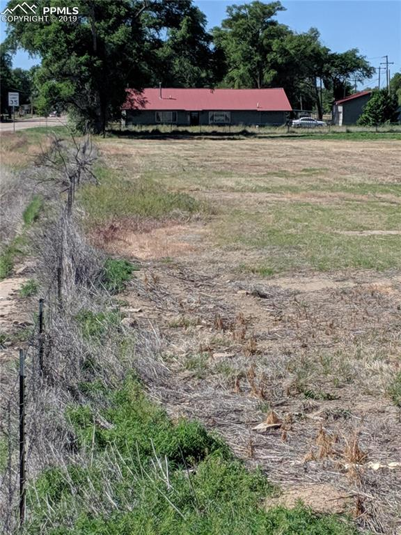 Looking South down Eastern property line Note the highway fencing