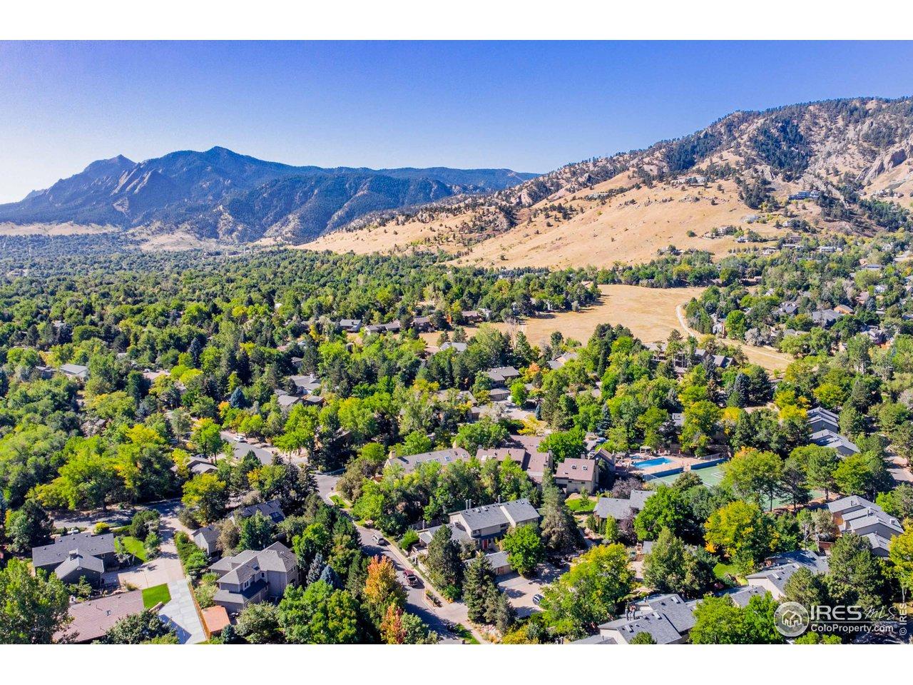 Western Boulder Location