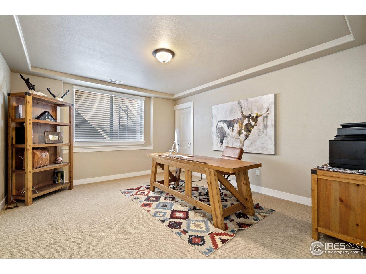 3rd Large Bedroom in Basement