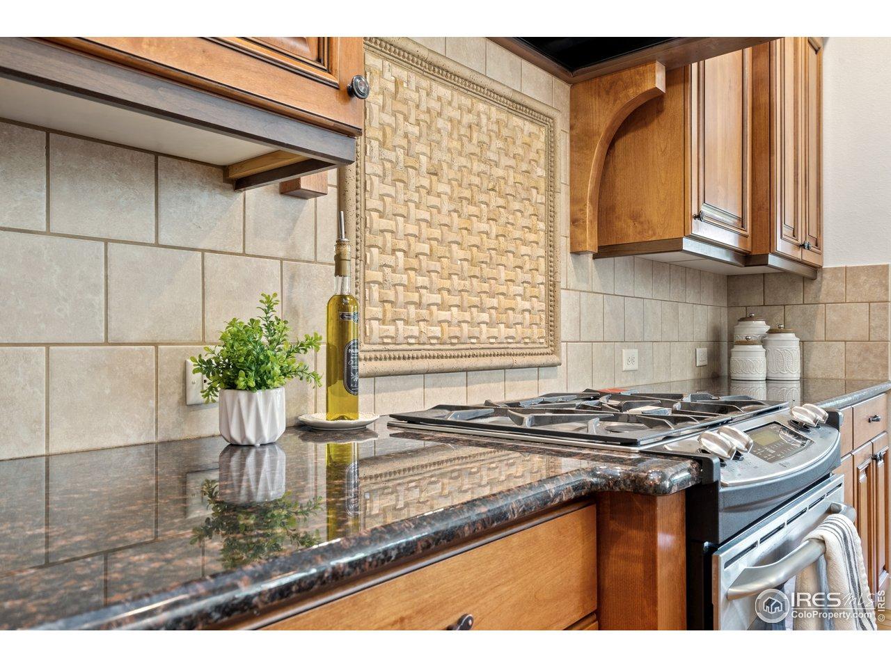 Granite Slab Counters