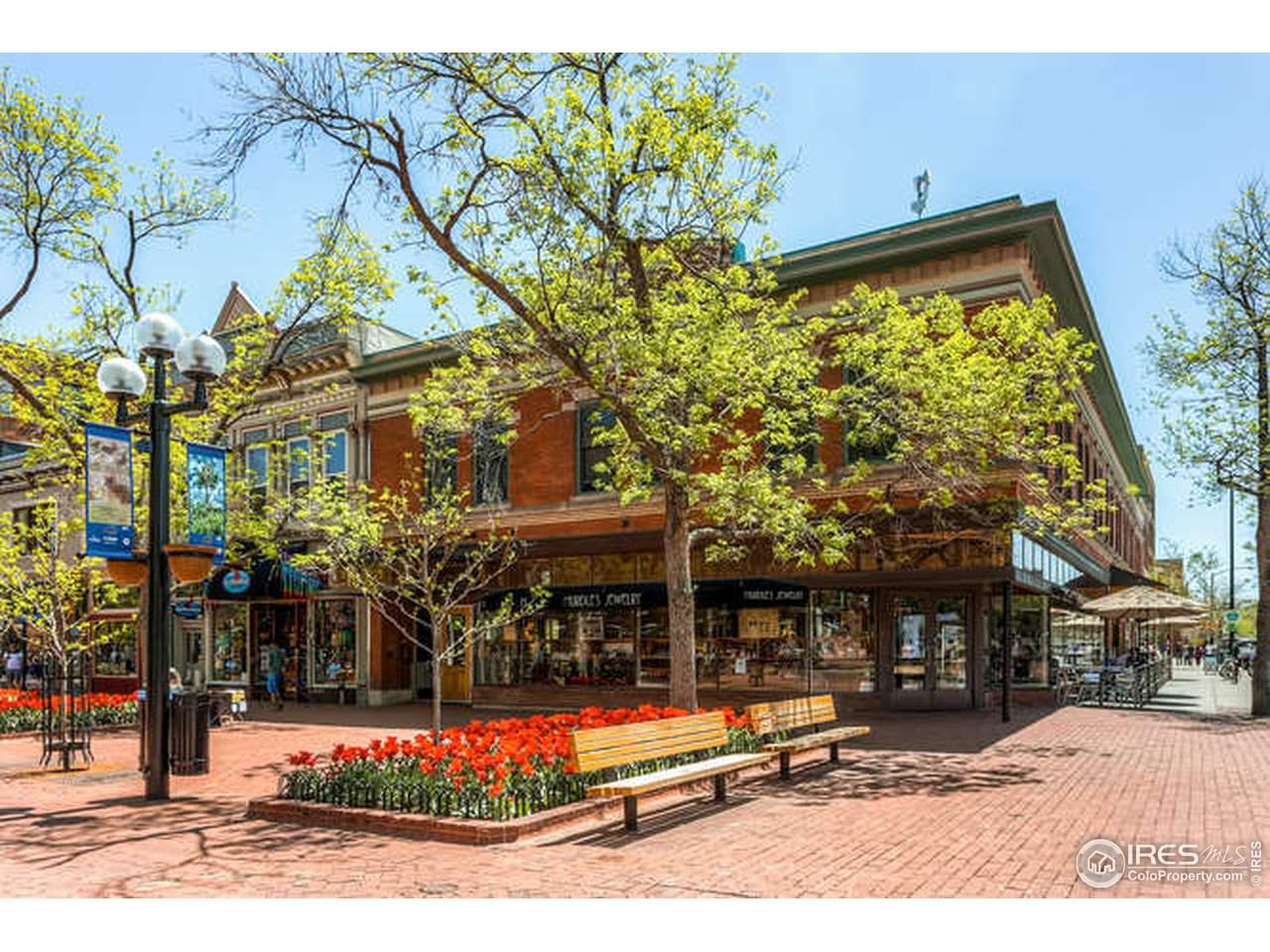 Pearl Street Boulder CO