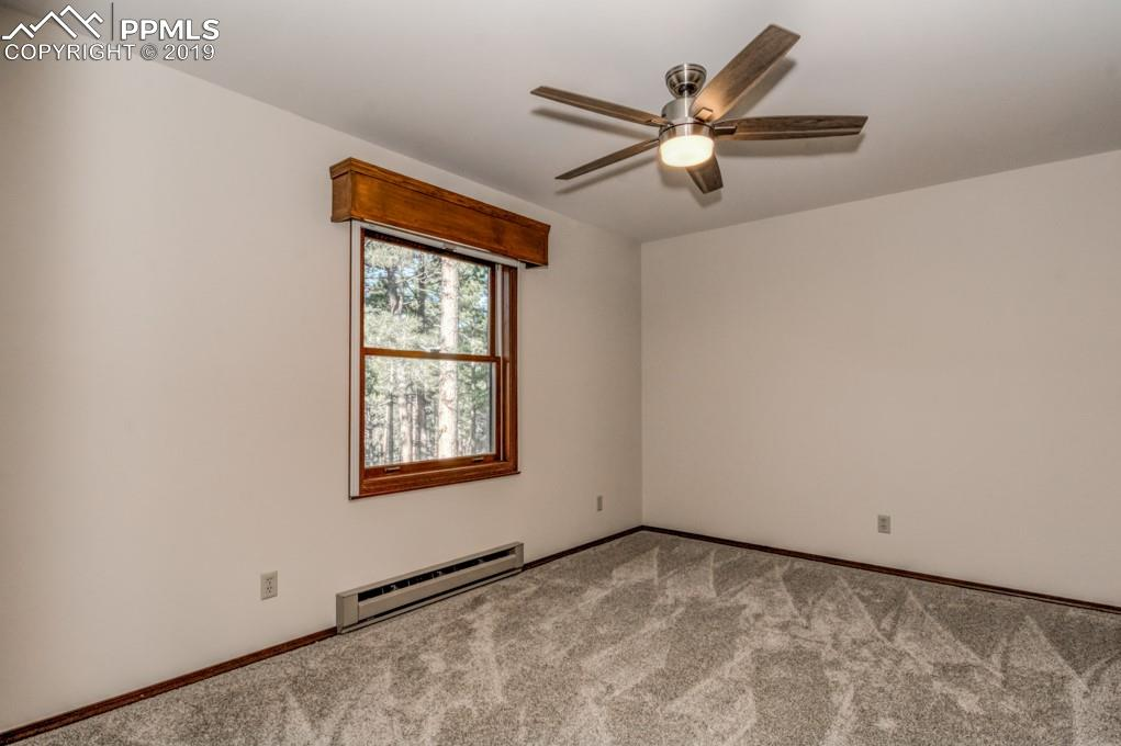 Bedrooms feature new carpet, paint and light fixtures
