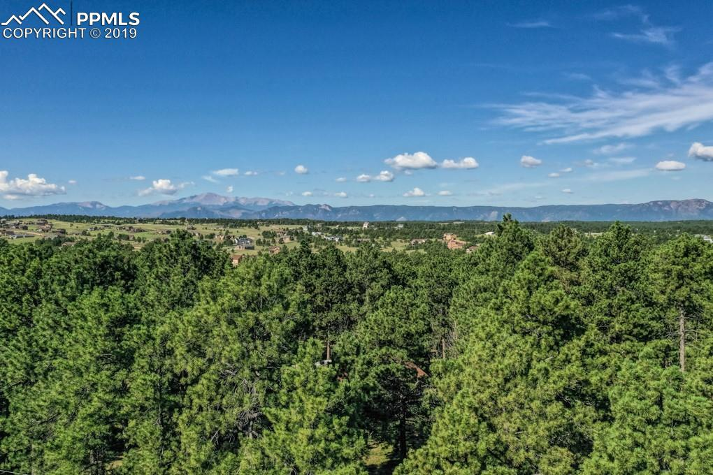 Set on 4.89 wooded acres with mountain views.