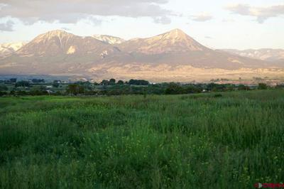 Across fields to Mt. Lamborn and Lands End