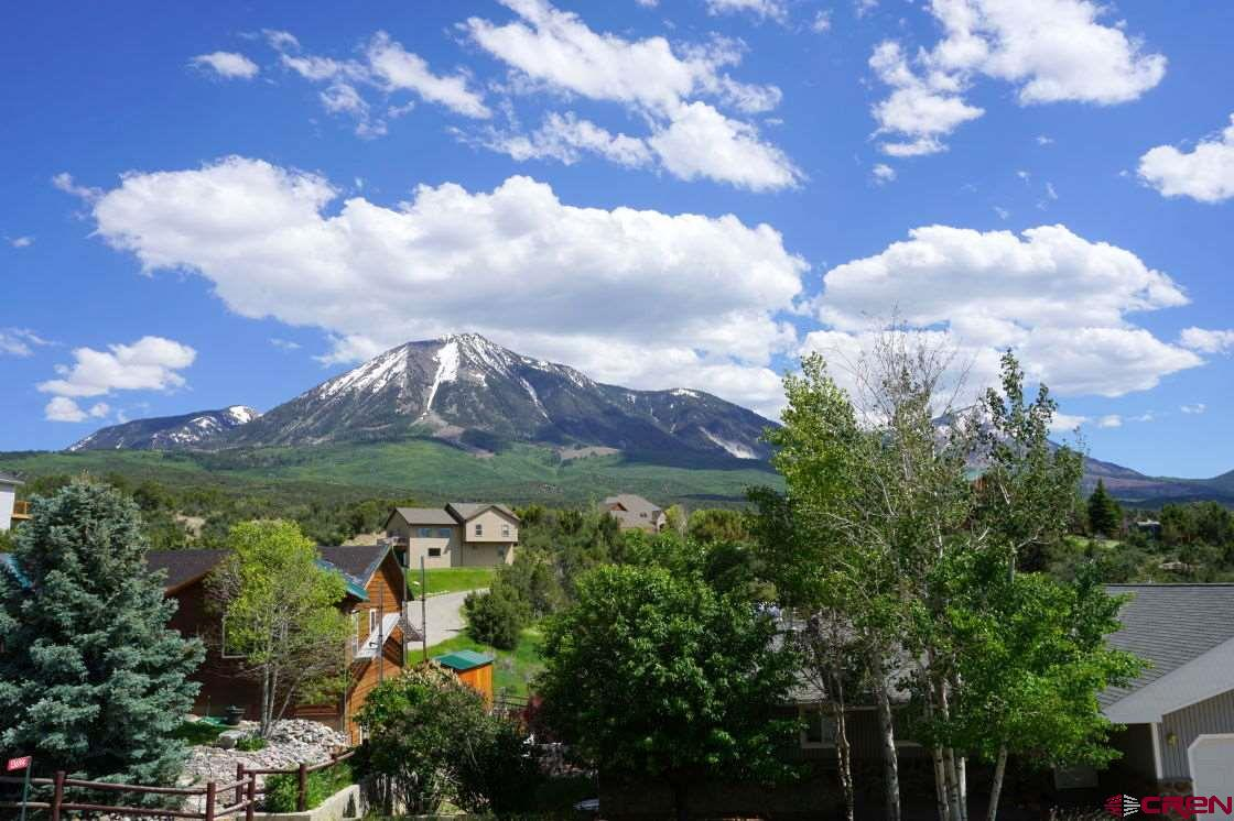 Mt. Lamborn from front porch