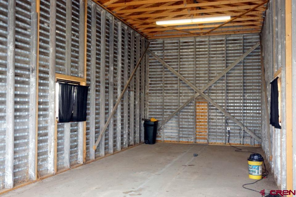 Motorhome garage