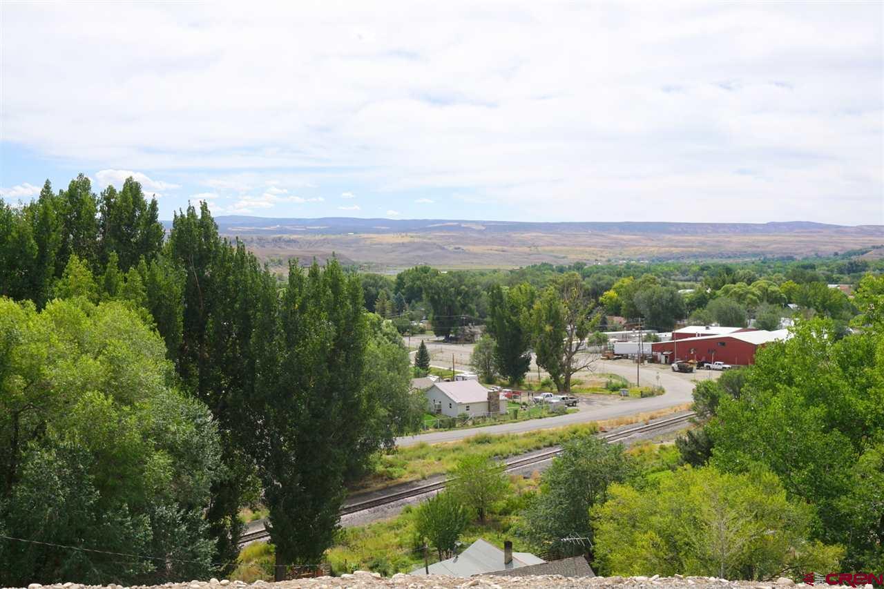 Southwest towards Uncompahgre Plateau