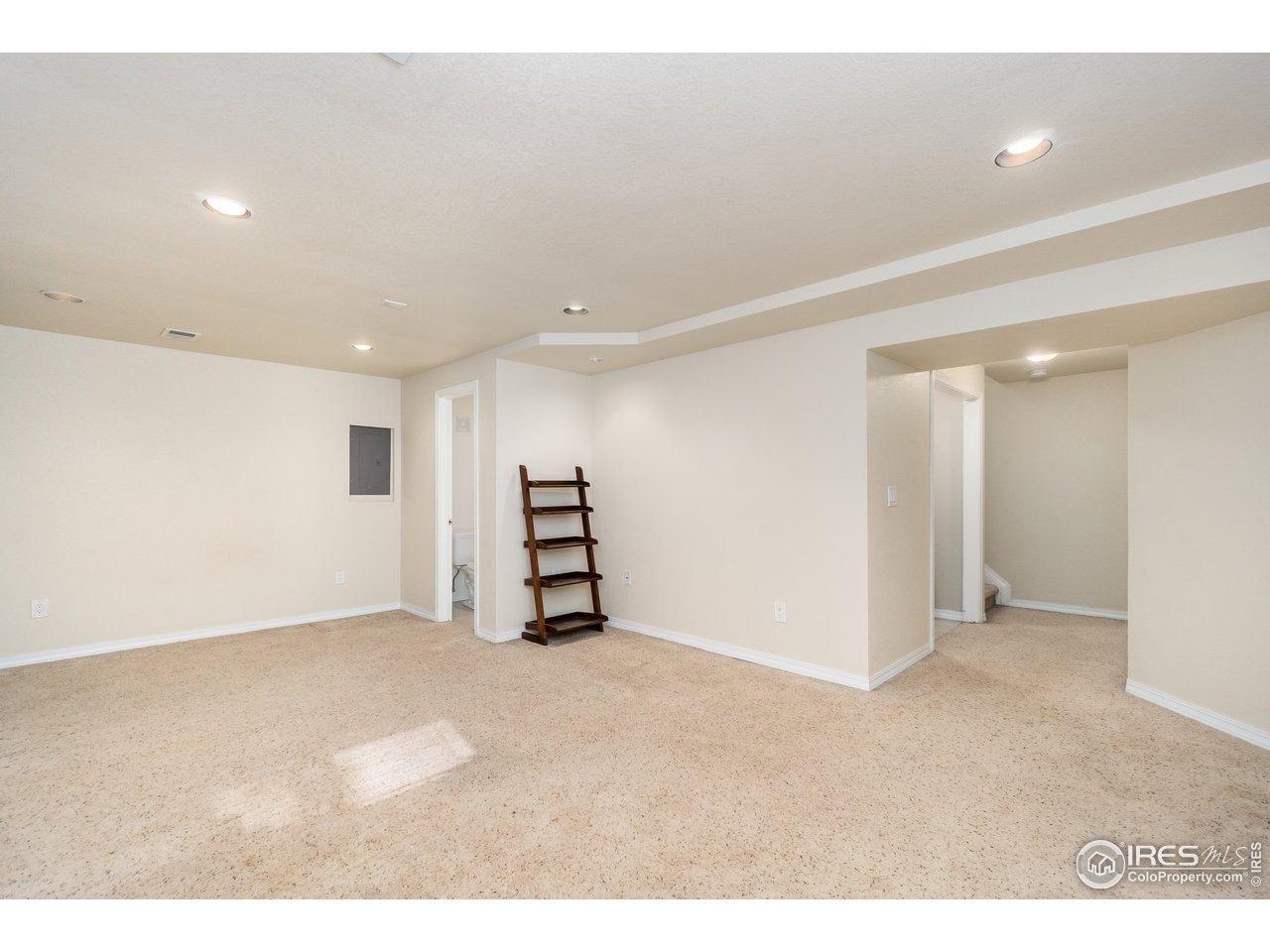Could be a large bedroom or flex space