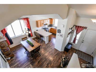 Open Layout w/ Vaulted Ceilings