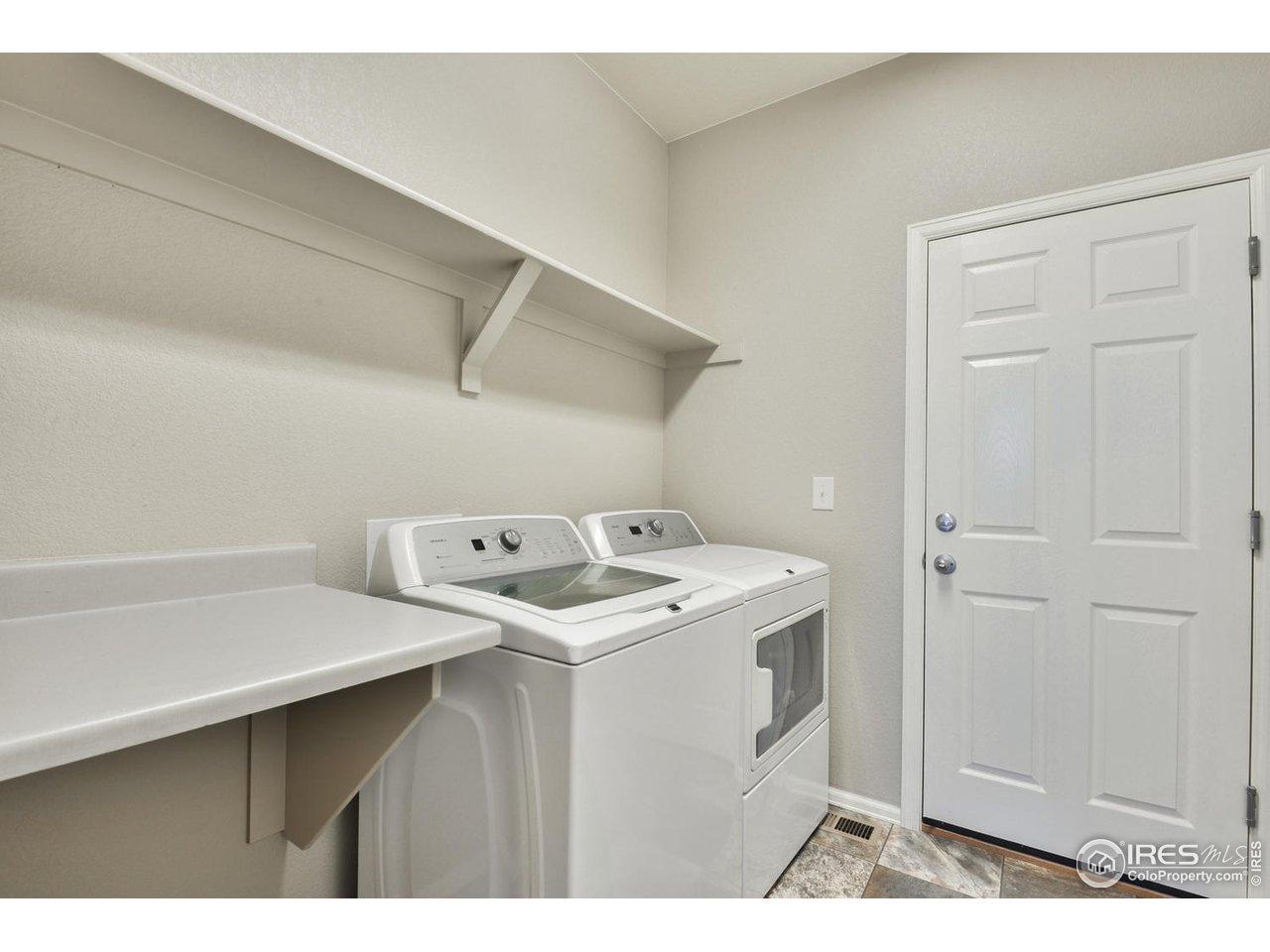 Main Floor Laundry/Mud Room