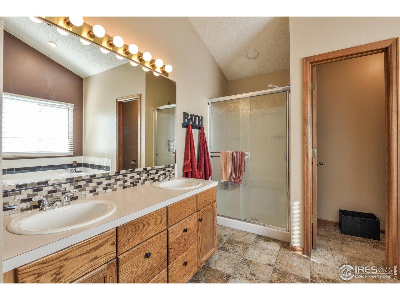 5-Piece Tile Master Bath