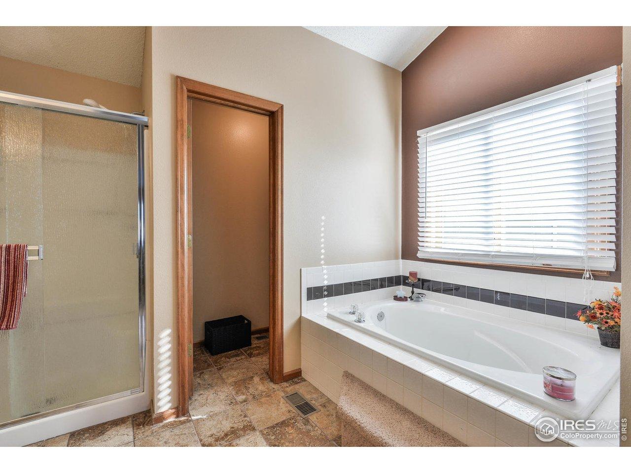 Tile Master Bath