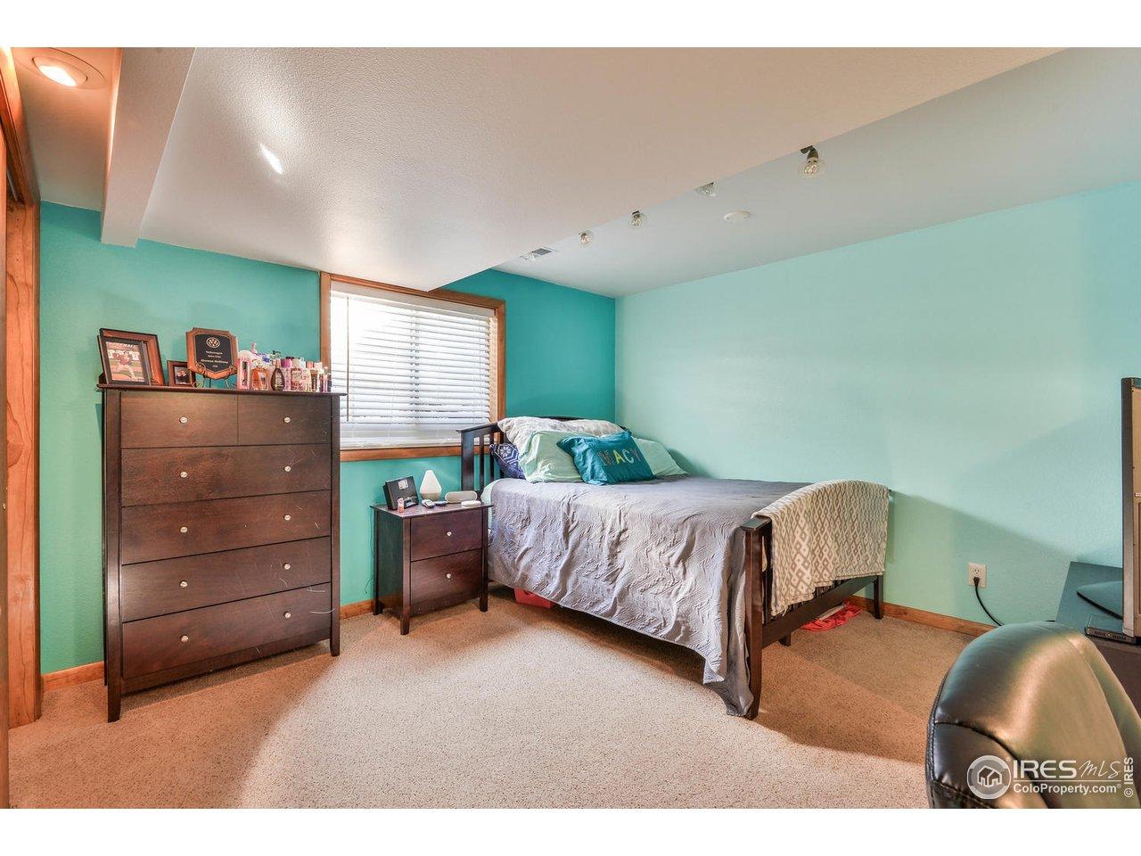 Basement Bedroom 13X12
