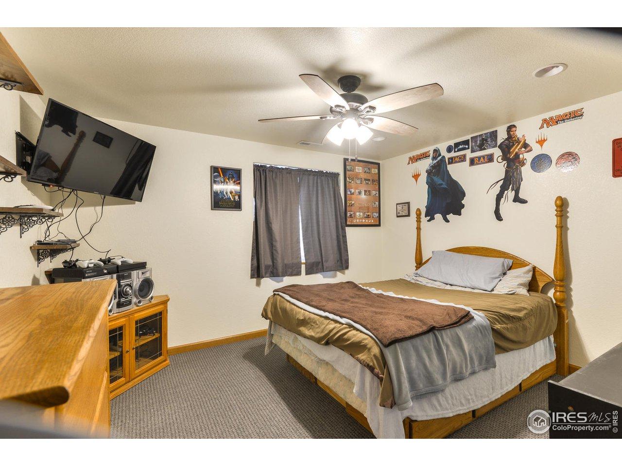 Basement Bedroom #2