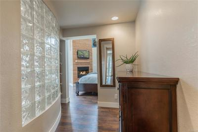 Entry to Master Suite.