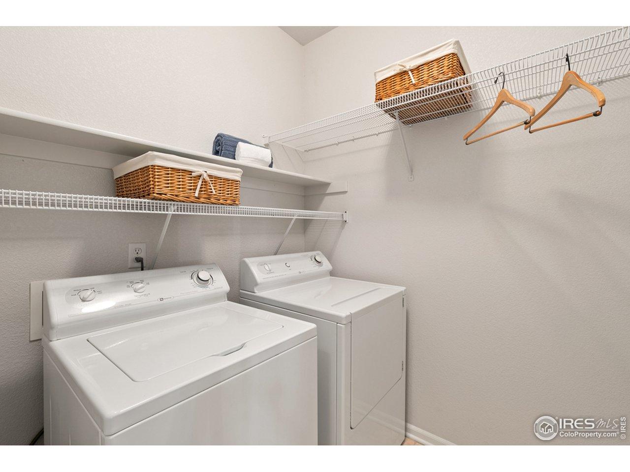 Main Level Laundry